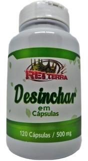 Emagreça Já Com Desinchar + Oleo De Cartamo + Maca Peruana