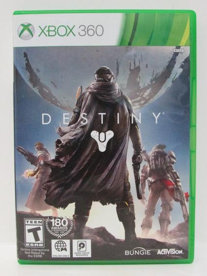 Destiny - Jogo Xbox 360 Original Americano Mídia Física