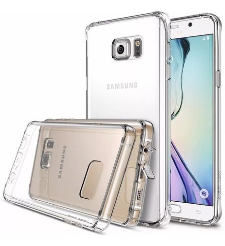 Funda Ringke Samsung Galaxy Alpha Fusion + Film Original