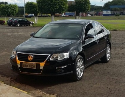 Passat 2.0 Fsi Turbo - 200cv