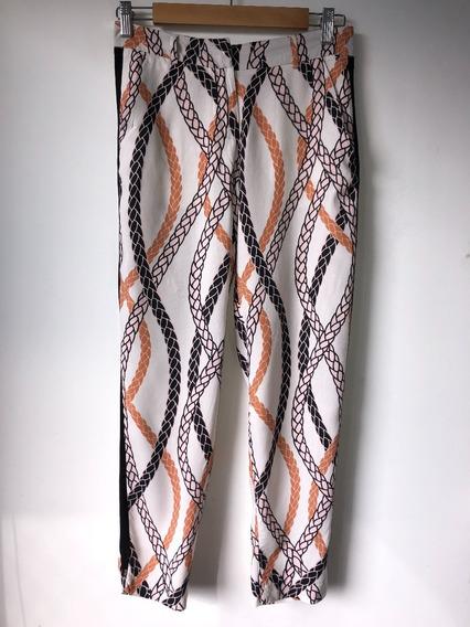 Pantalon Liviano De Mujer Marca Desiderata Talle 2 / 40