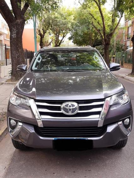 Toyota Hilux Sw4 4x4 Sr 6 A/t (caja Automatica)