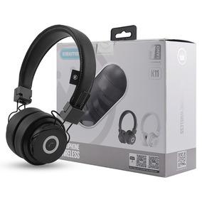Fone De Ouvido Headphone Bluetooth Kimaster K11 - Potente!