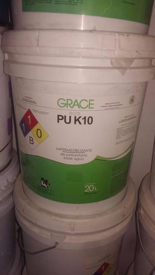 Puk10eco Grace Impermeabilizante De Poliuretano