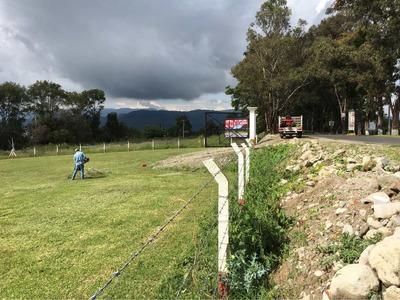 Tenancingo-zumpahuacan Km 3 En Tepetzingo