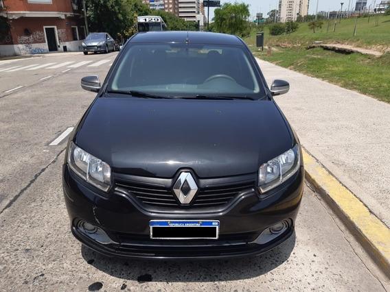 Renault Logan Authentique 1.6 8v 2017