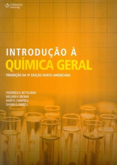 Introducao A Quimica Geral - Traducao Da 9ª Edicao Norte-a