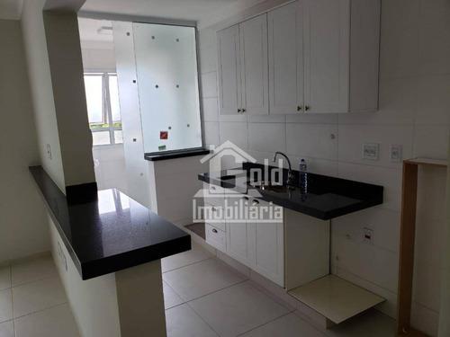 Apartamento Com 2 Dormitórios, 78 M² - Venda Por R$ 450.000,00 Ou Aluguel Por R$ 2.000,00/mês - Jardim São Luiz - Ribeirão Preto/sp - Ap2729