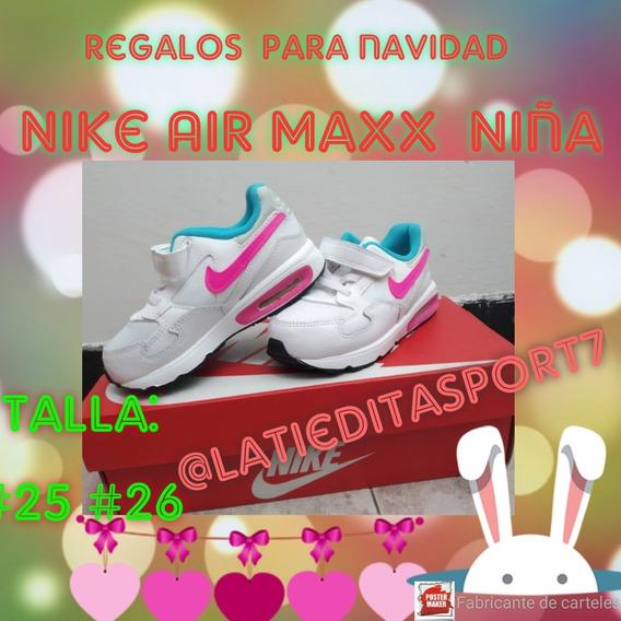 Nike Maxx Air Niña