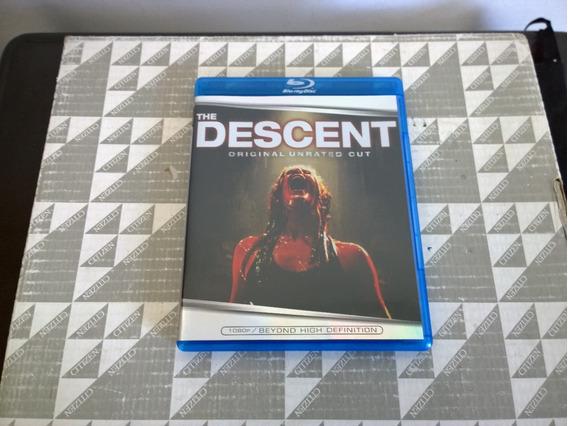 The Decent Unrated Cut ( El Descenso ) Bluray
