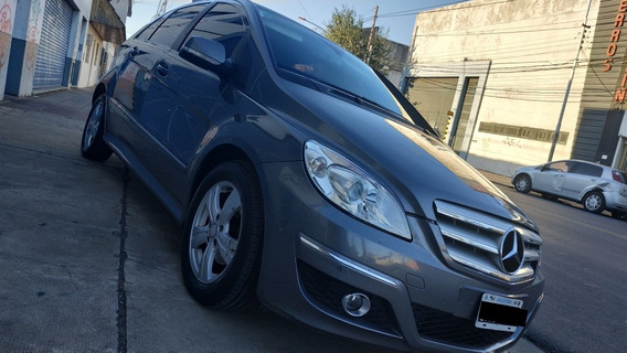 Mercedes-benz Clase B 180 At 2012 Impecable Oportunidad!!!!