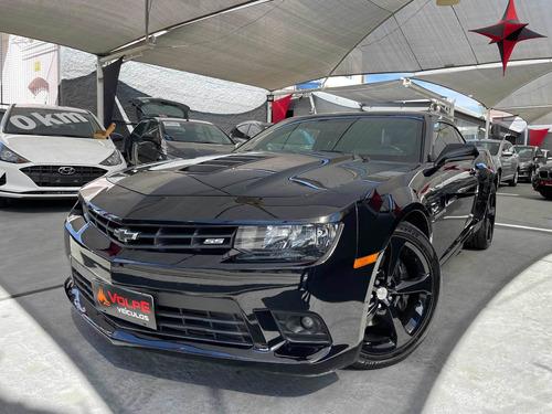 Imagem 1 de 14 de Chevrolet Camaro 2014 6.2 V8 Ss 2p Coupé