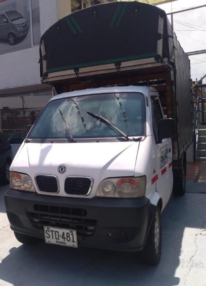 Dfsk/dfm Pick-up De Estacas 2012