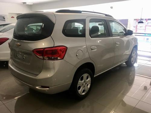 Chevrolet Spin 1.8 Mt/at 5-7a Consulta Valor Hoy 1145304748!