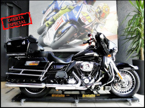 Harley Davidson Electra Glide Ultra 2012 Preta