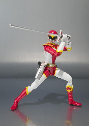 Imagem 1 de 8 de Bandai Tamashii Nations S.h. Figuarts Red Hawk - Jetman