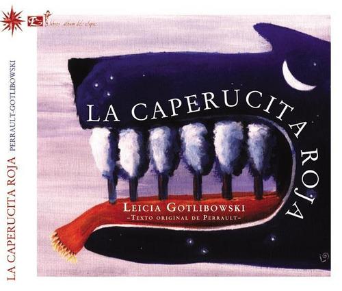Libro Álbum La Caperucita Roja Del Eclipse
