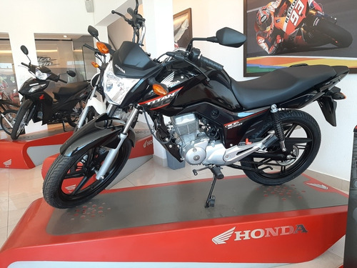Honda Titan New 150 Cg 0km Retira Ya 12/18 Fcia Motopier