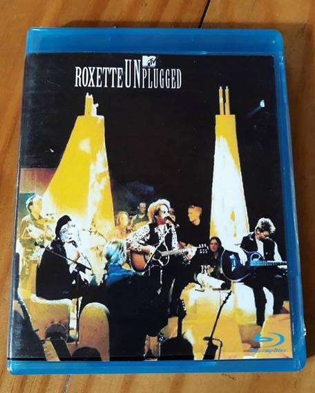 Roxette Mtv Unplugged Blu Ray Bootleg Remasterizado Hd+cd