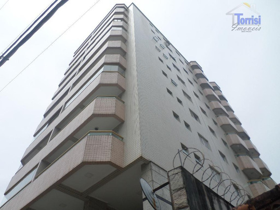 Apartamento Em Praia Grande, Tupi, 02 Dormitórios Sendo 01 Suite, Ap1336 - Ap1336
