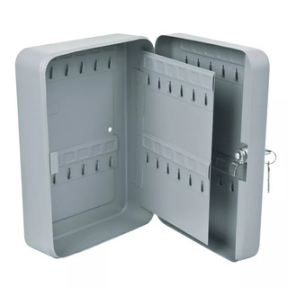 Caja Para ,36 Ganchos Llaves ,fabricada En Acero 43068