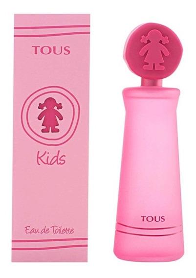 Tous Kids Girl 100 Ml Eau De Toilette Spray De Tous