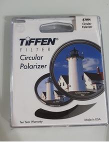 Filtro Tiffen Circular Polarizador 67mm