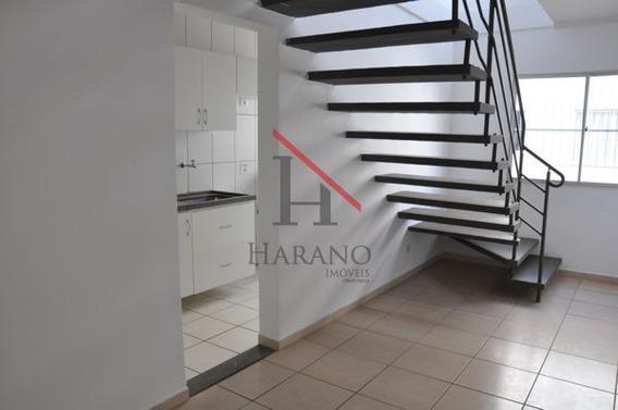 Apartamento Duplex Com 2 Quartos No Villa Bella Residence - 691183-v