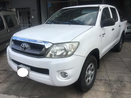 Toyota Hilux Dc 4x4 Dx 2009