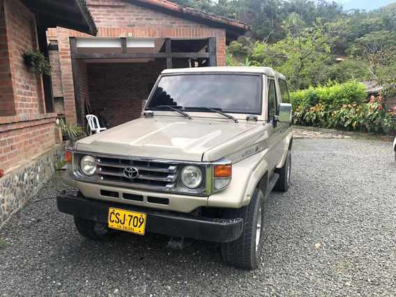 Toyota Land Cruiser Blindaje 3