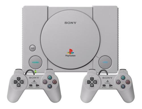 Sony PlayStation Classic 16GB gris