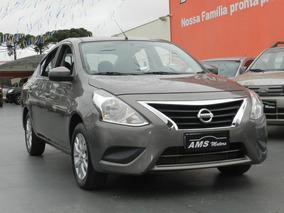 Nissan Versa 1.6 Sl Cvt 16v 4p Automatico 2018