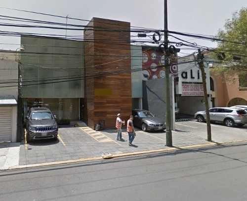 (crm-4860-136) Casa Habitacional Comercial Venta / Moliere / Polanco