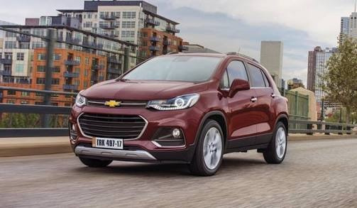 Chevrolet Tracker 1.4 Lt Turbo Okm Por R$ 79.899,99