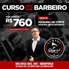 Curso De Barbeiro E Barbergil