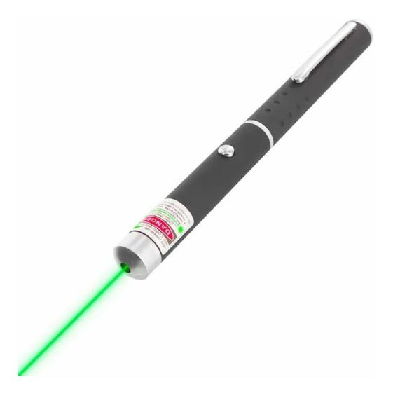 Caneta Laser Pointer Verde 532nm 5mw