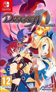 Disgaea 1 Complete Nintendo Switch Nuevo Fisico Sellado