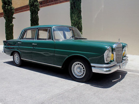Mercedes Benz 220 Aut 2do Dueño 1964