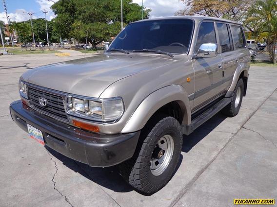 Toyota Autana Land Cruiser Automático 4x4