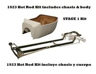 1923 Ford Hot Rod Rat Rod Kit Para Armar Un Clasico Hotrod