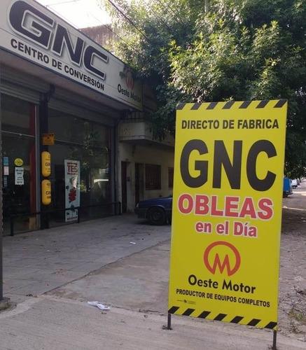 Imagen 1 de 1 de Oblea Gnc En El Día - Renovación Anual