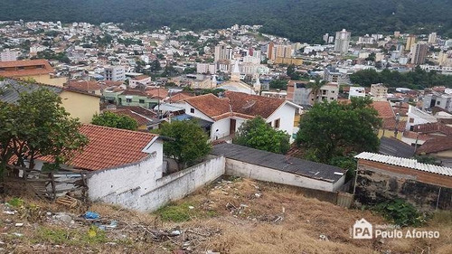 Terreno À Venda, 300 M² Por R$ 200.000,00 - Jardim Santa Rita - Poços De Caldas/mg - Te0102