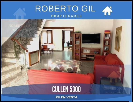 Cullen 5300 - Ph 5 Amb - Villa Urquiza