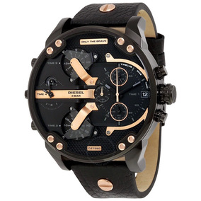 Relógio Diesel Dz7350 Mr. Daddy Chronograph Original Novo
