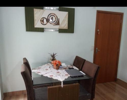 Apartamento Com 2 Quartos Para Comprar No Vitória Em Belo Horizonte/mg - Cs16989