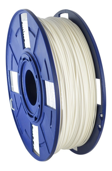 Filamento Impressora 3d Pla Branco 1kg 1,75mm