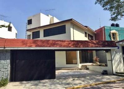 Renta Casa En Fuentes Del Pedregal