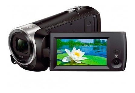 Filmadora Sony Hdr-cx405 . Preto