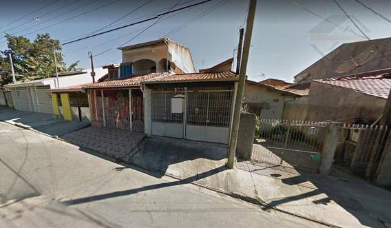 Casa Com 2 Dormitórios À Venda, 149 M² Por R$ 179.242,54 - Conjunto Residencial Galo Branco - São José Dos Campos/sp - Ca1925