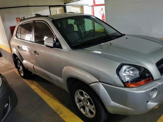 Hyundai Tucson 2.0 12/13 Flex Automática, Blindada, Multimid